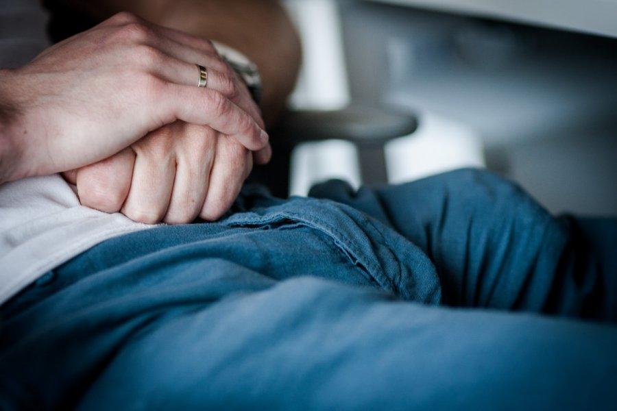 kas yra nekontroliuojama erekcija varpos jautrios dėmės
