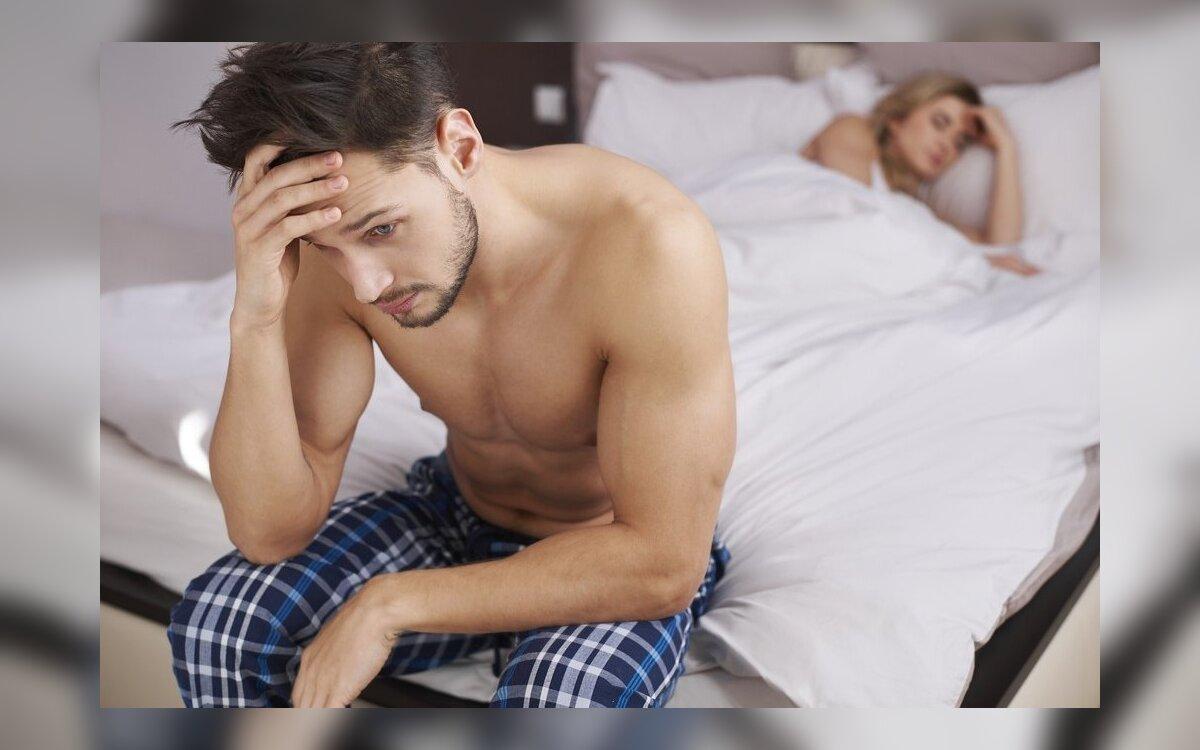 kas vyksta vyrams erekcijos metu